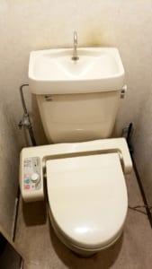 つくば市のトイレつまり