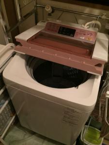 ひたちなか市洗濯つまり