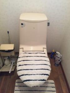 ひたちなか市のトイレつまり修理