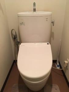 古河市のトイレ詰まり