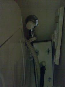 坂東市洗濯水漏れ