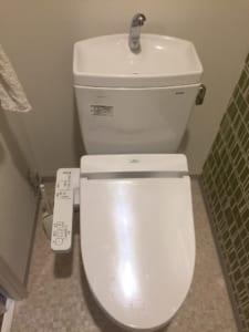 常陸大宮市のトイレ水漏れ