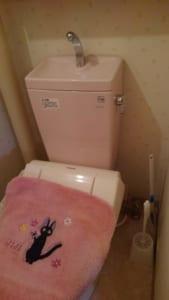 高萩市のトイレつまり