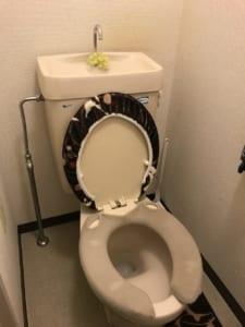 つくばみらい市のトイレつまり