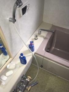 桜川市の風呂つまり