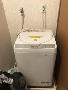 桜川市の洗濯つまり
