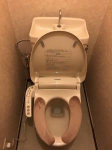 桜川市のトイレ詰まり