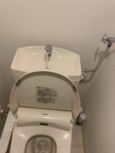 牛久市のトイレつまり
