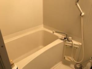 笠間市の浴室排水詰り