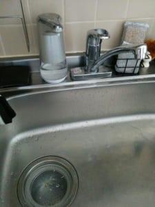 行方市の台所水漏れ
