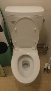 鹿嶋市のトイレつまり修理