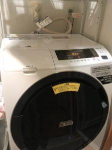 土浦市の洗濯水漏れ