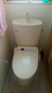 水戸市のトイレつまり修理