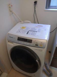 須賀川市の洗濯つまり