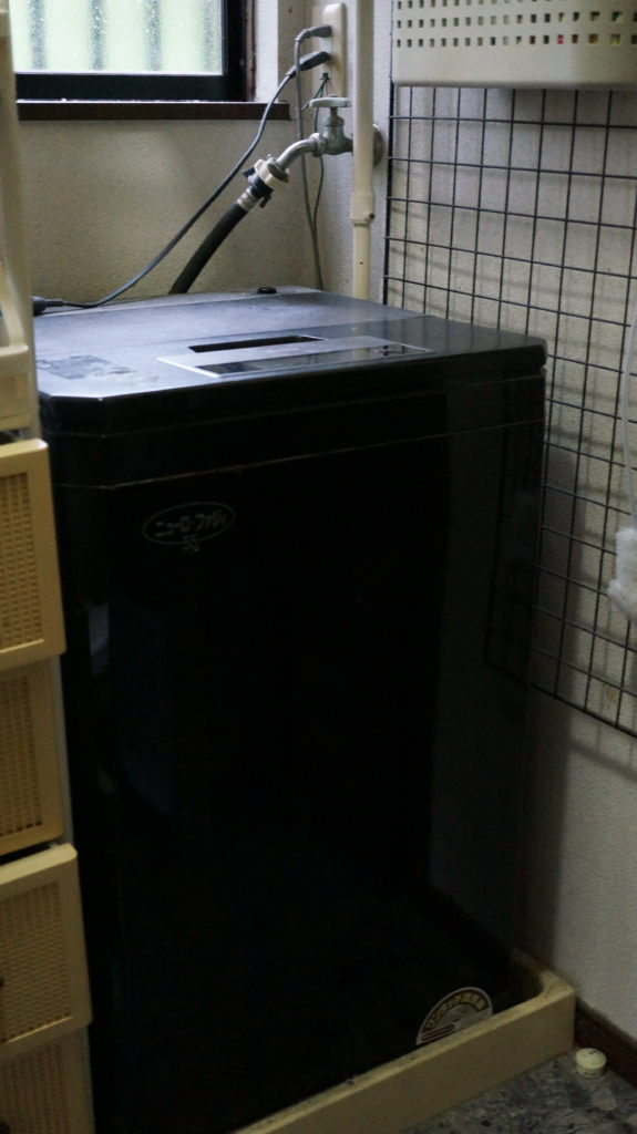 会津若松市で洗濯排水の詰まり