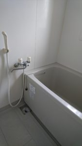 会津若松市の風呂つまり