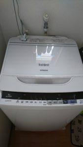 福島市の洗濯つまり