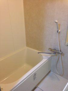 福島市の風呂水漏れ