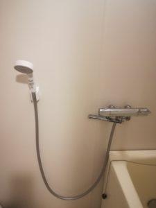 いわき市の風呂場蛇口水漏れ