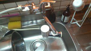 会津若松市の台所水漏れ