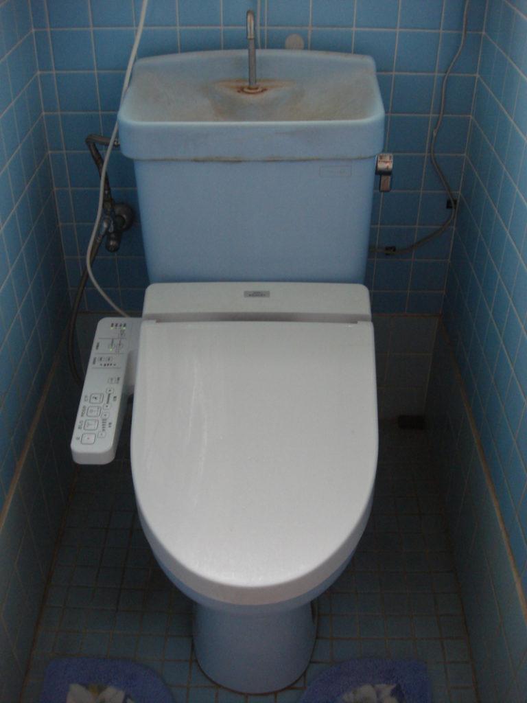 郡山市のトイレつまり