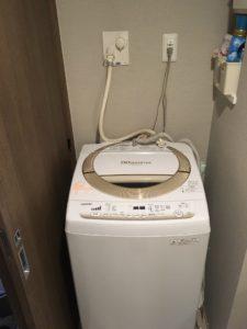 石川町の洗濯つまり