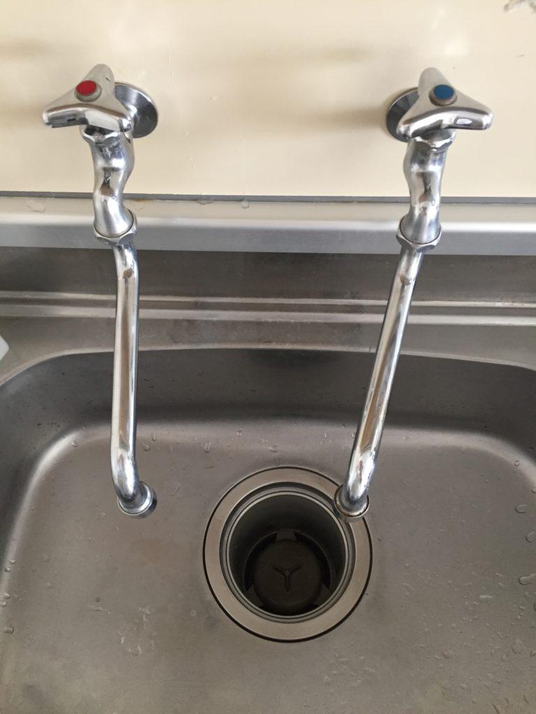 給排水の同時修理