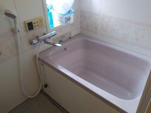会津美里町の風呂つまり