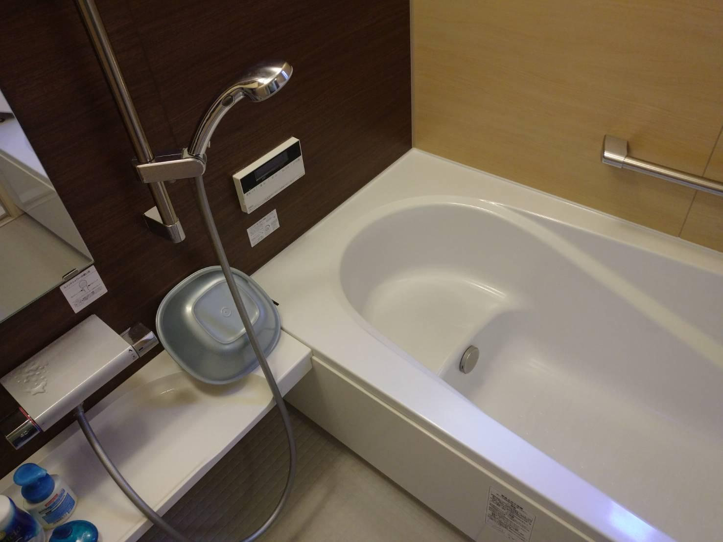 喜多方市の風呂つまり