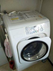 三春町の洗濯つまり