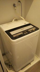 喜多方市の洗濯排水詰まり