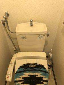 会津美里町のトイレつまり