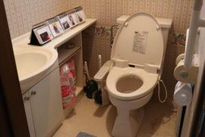 石川町のトイレ水漏れ