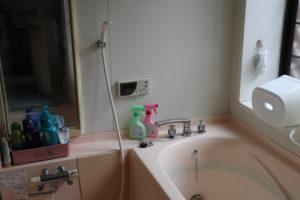 南会津町の風呂詰まり