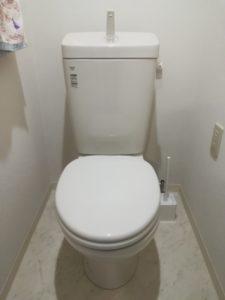 南相馬市のトイレつまり