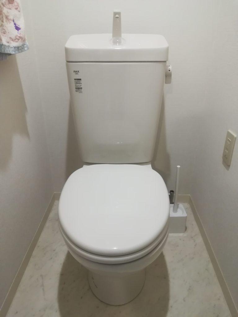 トイレの詰まり修理