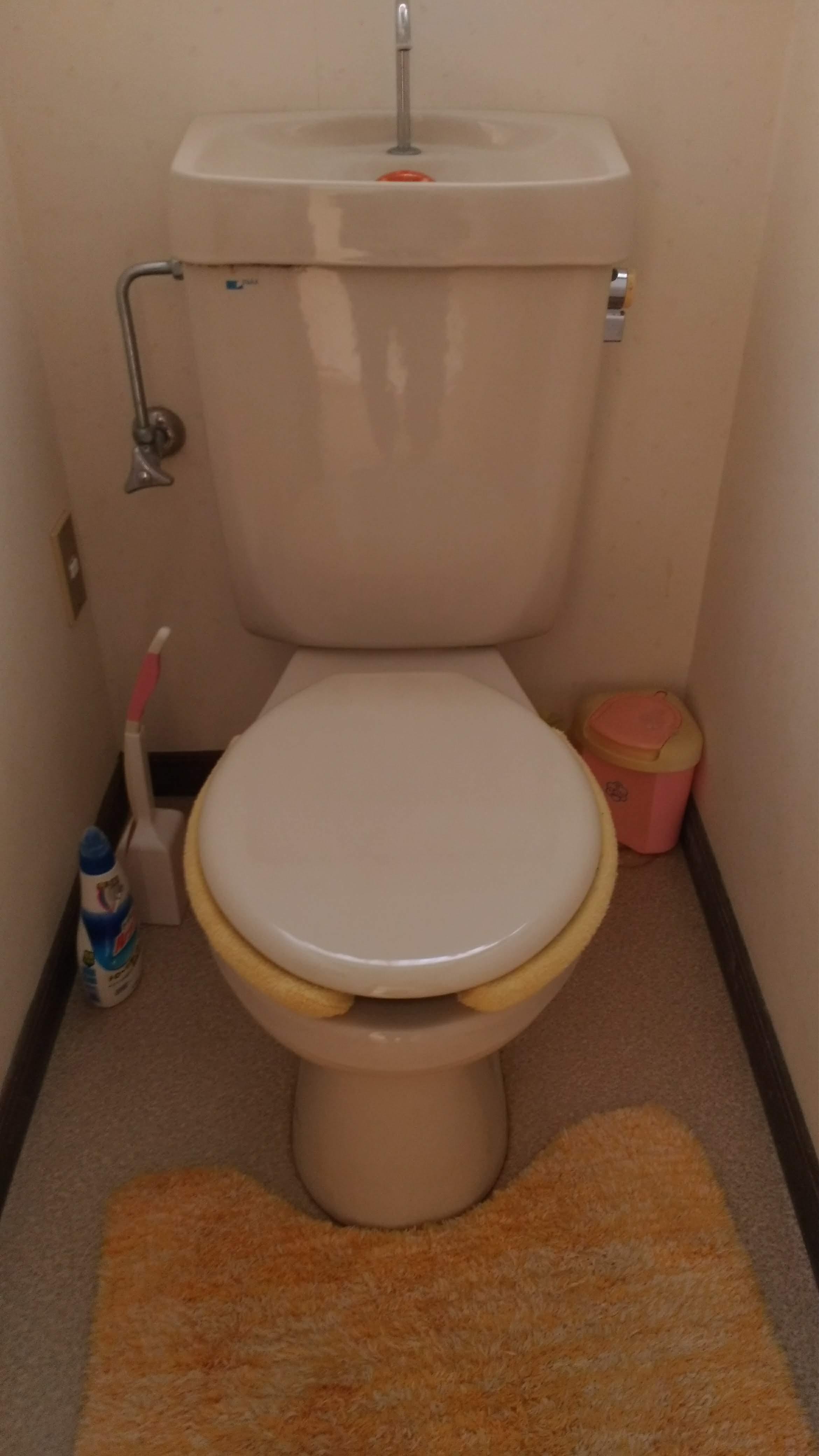 矢吹町のトイレつまり