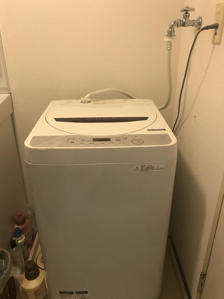 洗濯蛇口のニップル