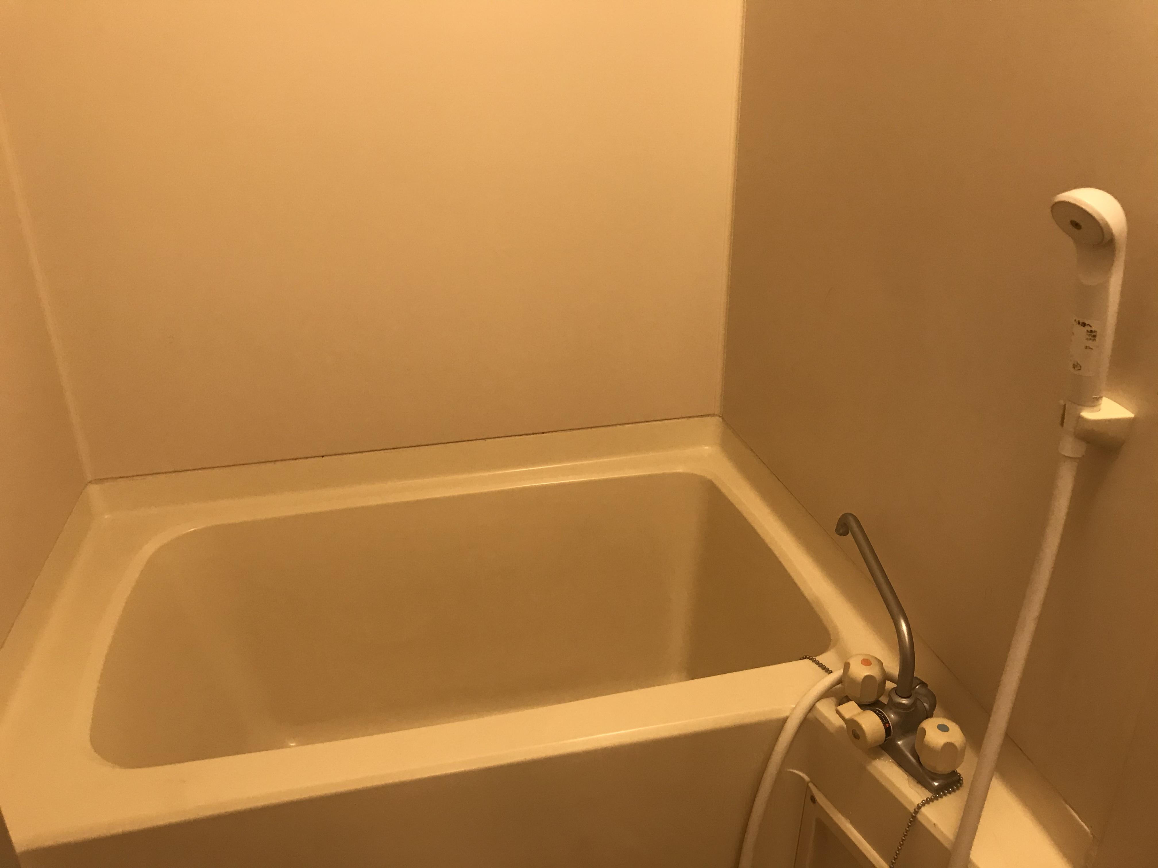棚倉町の風呂水漏れ