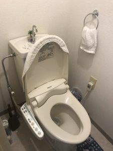 鏡石町のトイレつまり
