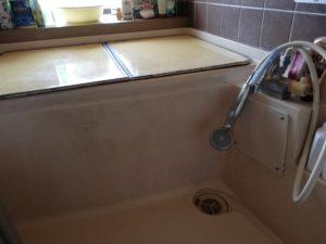 鏡石町の風呂詰まり