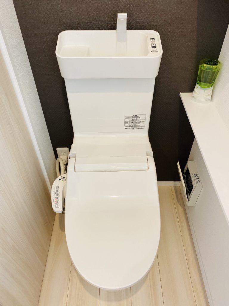 トイレ詰まりの修理ケース