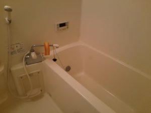 塙町の風呂水漏れ