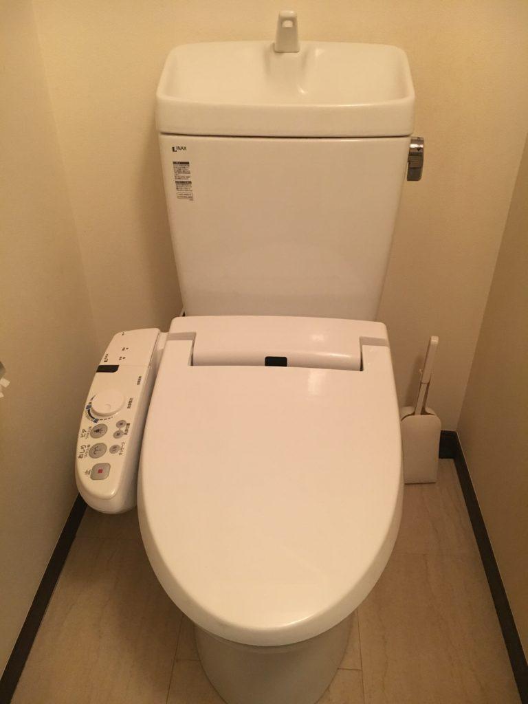 トイレの「せき」とは