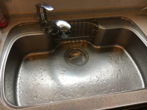大熊町の台所蛇口水漏れ