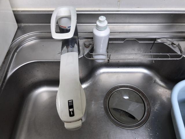 国見町の台所水漏れ