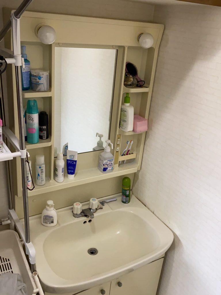 いわき市で洗面所の排水つまりトラブルを解決