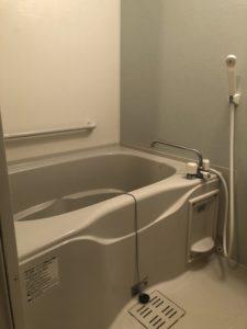 お風呂場詰まり