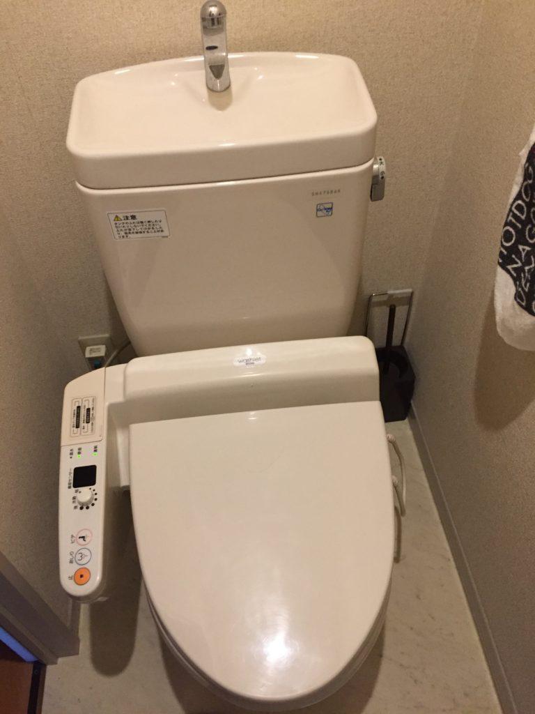 郡山市でトイレつまり修理で緊急出動