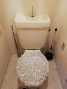 トイレつまり
